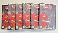 LOT OF 6 - DUNCAN A NEW LEVEL INSTRUCTIONAL YOYO DVD ADVANCED YOYO TRICKS L@@K
