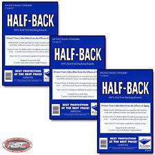 300 - E. GERBER HALF-BACK STANDARD 24-Mil Comic Backing Boards - 700HB