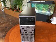 HP Proliant  ML310e Gen 8 V2 Tower Server XEON E3-1220 v3 3.1Ghz 16GB 2x2TB SATA