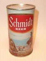 12oz Schmidt Beer Nature Series Flat Top *** Clean Can!!! ***