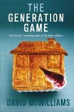 Very Good, The Generation Game, McWilliams, David, Book