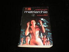 Marabout SF 566 Robert Bloch : Matriarchie B/TBE pli