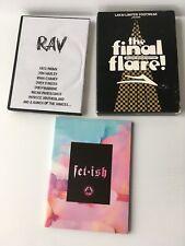 The Final Flare, Fetish, RAV DVD-Skateboarding LOT