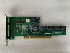Promise PCI SATA 4 Ports Controller Card SATA II 150TX4=SATA 300tx4
