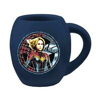 CAPTAIN MARVEL - COFFEE MUG - BRAND NEW 18 OUNCES - MOVIE 26664