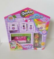 Shopkins Happy Places Rainbow Beach Lounging Around Surprise Pack Pineapple Lily