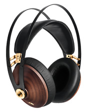 Meze 99 Classics Gold/Walnut Closed Back Dynamic Audiophile Headphones New