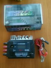 Hitec CG-335 12 Volt Multi Peak Charger LCD 4-24 Cell NiCd and Ni-MH Type