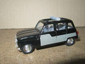 684Q Solido No 4545 France Renault 4 L Parisienne 1964 Discoverable 1:43