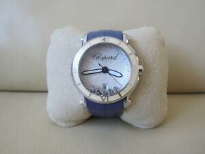 Chopard Happy Sport 5 Floating Diamonds 42mm Unisex Watch