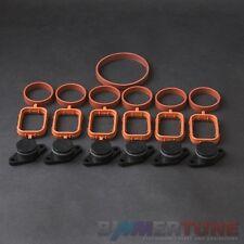 BMW swirl flap blanks 6 pcs 22 mm manifold gaskets diesel Viton BIMMERTUNE