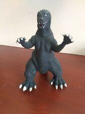 "Godzilla 2001 Design 6"" Vinyl Figure 2005 Toho Bandai NM"