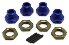 Kyosho Inferno Neo 2.0 17mm Wheel Hex Hubs Nuts & Pins IFW107B fits MP7.5 VE GT2