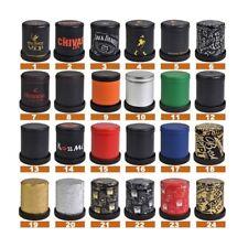 Gambling Casino Texas Poker Game Printing Leather Plastic Dice Cup Sets Digital