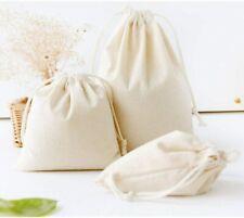 6pcs Reusable Produce Bags Organic Cotton Bags Vegetable Storage Bag Muslin Bags