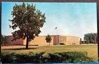 Abilene Eisenhower Museum Kansas Vintage Postcard