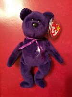 TY Beanie Baby - PRINCESS DIANA - Great Condition - VERY RARE!!!