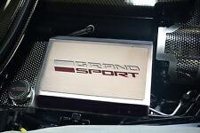 2016-2017 C7 Corvette Grand Sport - Fuse Box Cover Grand Sport Style