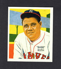 #110. BABE RUTH, Braves PROMO 2014 National Sports Collectors Convention / HA