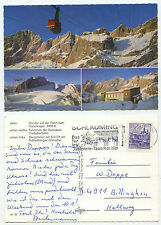25047 - Ramsauer Gletscherbahn - Ansichtskarte, gelaufen Schladming 1974