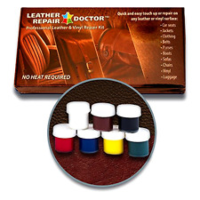 Leather Repair Kit Filler Compound Color Restorer Couches Car Seat Chairs Jacket