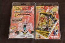 Route of 3 Sachets Sealed Dragon Ball Z Edibas Series X-Metal