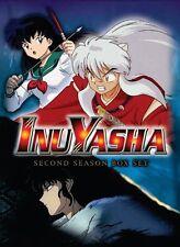 InuYasha . The Complete Season Two . 2. Staffel . Inu Yasha . Anime .. 5 DVD NEU