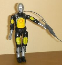1986 Straight Arm Brazil GI Joe ESTRELA Comando Steel Snake Eyes v1 Cobra de aco
