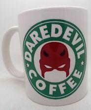 Dare devil Starbucks Parody 11oz Mug Mugs quality design