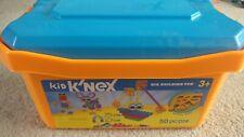 Kid K 'nex gran construcción Bañera con juego de 50 piezas y 40 piezas adicionales incluidos