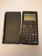 Casio CFX 9850GB Plus Graphing Calculator Black