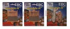 Pastiglie del freno EBC per moto Explorer