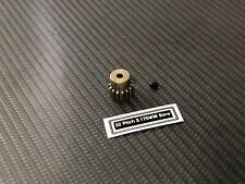 """32P 14T Pinion Gear 3.175mm Bore Mod .8 1/8"""" Fits Traxxas Slash 4x4 Spur Gear"""