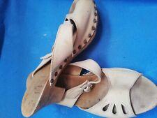 🎀 Sandales en cuir taille 39/40 🎀