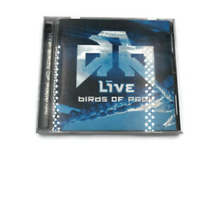 Live Birds of Pray Limited Edition -2 Discs. CD+DVD