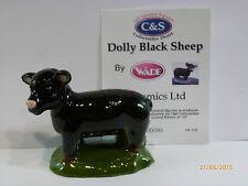 WADE- DOLLY BLACK SHEEP LE 125
