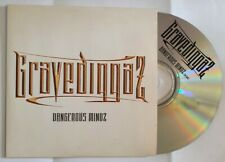 Gravediggaz Dangerous Minds Single Promo CD Papercover US Rap Hip Hop ungespielt