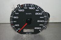 Audi 100 A6 C4 S6 Tacho 280km/h VDO 88233344/0004 Tachometer