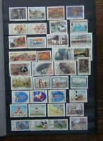 South Africa 1985 - 1989 Commemorative issues with better values Used