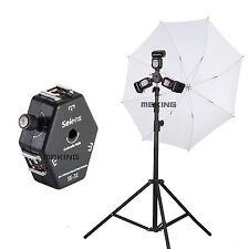Selens SE-31 3-in-1 Hotshoes Umbrella Holder Light Stand Bracket For YongNuo