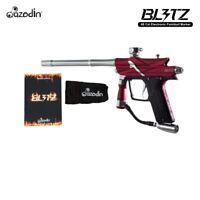 Azodin Blitz 3 REFURBISHED Electronic Paintball Gun Marker Red
