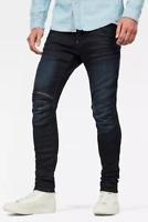 G-Star Raw 5620 3D Zip Knee Super Slim Jeans W34 L34 *REF13-10
