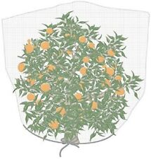 """Bird Netting Insect Barrier Garden Plant Cover 72"""" H x 72"""" in-Shape Bag"""