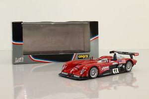 ONYX XLM037; Panoz Spyder LMP; 2000 24h Le Mans 15th; RN11; Excellent Boxed
