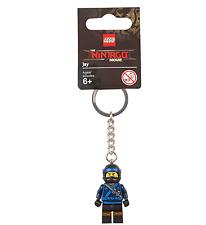 LEGO Ninjago Movie - Jay Keychain Keyring -  853696 - BNWT - AU Seller