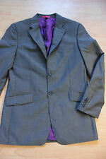mens BODEN grey  wool smart  jacket size 38L NEW