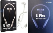 Samsung U Flex Bluetooth Wireless In-ear Flexible Headphones Microphone