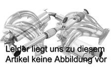 FMS Système Silencieux Échappement VW Golf VII GTD à Partir De Bj 2013 2WD 2.0l