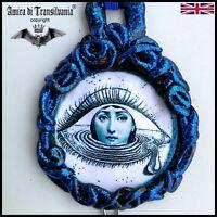 evil eye protective talisman necklace amulet pendant charms good luck love money