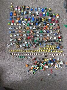 Lego Mini Figure  Spare Parts Job Lot , Star Wars, Harry Potter, city etc
